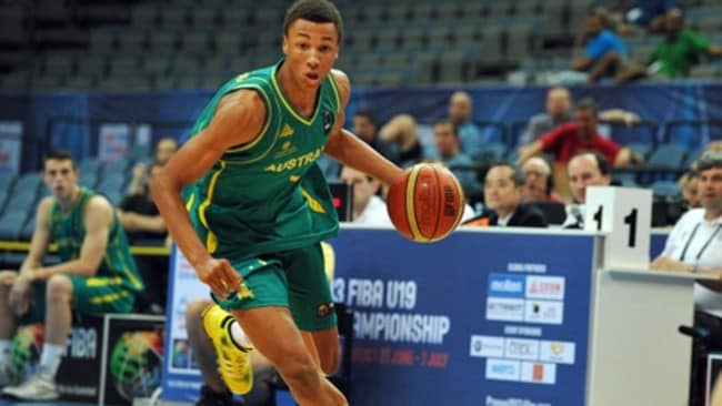 Dante Exum dominated at least years U19 FIBA World Cup.