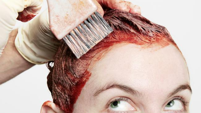 Hair dye link to cancer