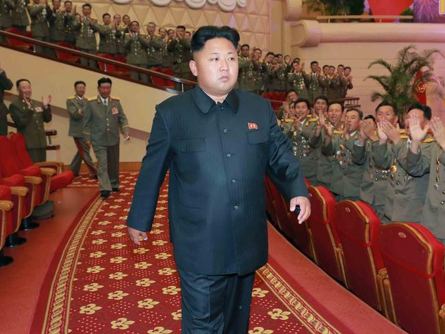 North Korean state media have confirmed their leader is unwell but would not say with what.