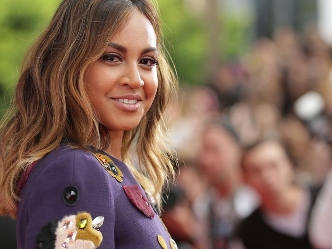 Jessica Mauboy skipped most media interviews at the ARIAs.