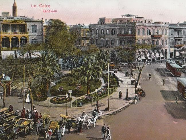 """""""Cairo is a very immoral place. In fact they say it is the worst town in the world."""""""