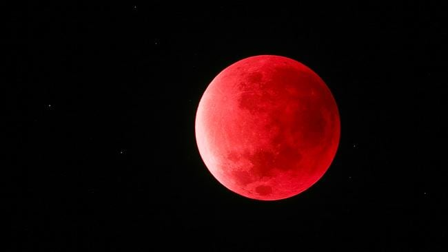 time for blood red moon tonight - photo #5
