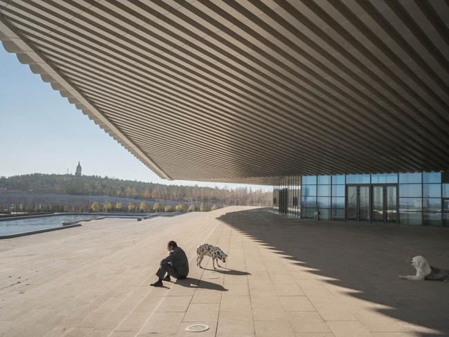 Ordos, city utopia or urban failure? Picture: Raphael Olivier