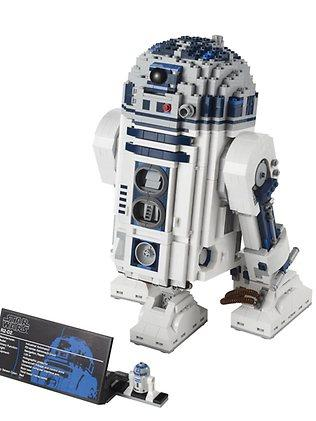 Lego and toys with a Star Wars theme continue to be a hit with kids.