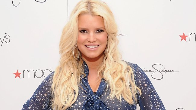 Jessica Simpson was told by Adam Levine in a text message that he needed space.