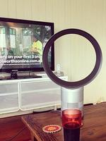 Unfortunately paulpatricjon on Instagram got no satisfaction from his Dyson bladeless fan.