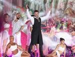 Ricky Martin performs on stage during the Lifeball 2014 at City Hall on May 31, 2014 in Vienna, Austria. Picture: Getty
