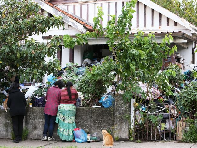 'Hoarder house' now a court case