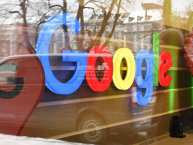 Google and Facebook will also face the inquiry, which is looking at tax avoidance and minimisation by multinationals operating in Australia. Picture: EPPA