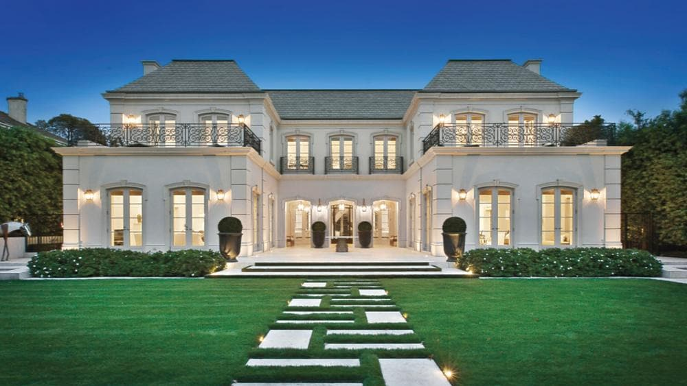 Toorak mansion could fetch 30 million breaking victoria for Mansion house price