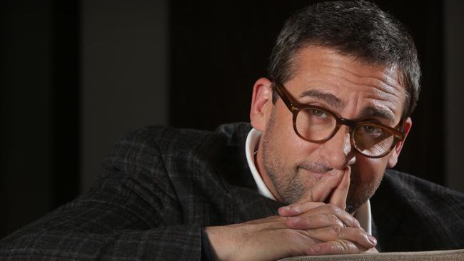 Steve Carell from the new movie Despicable Me 2. Picture: Chris Pavlich
