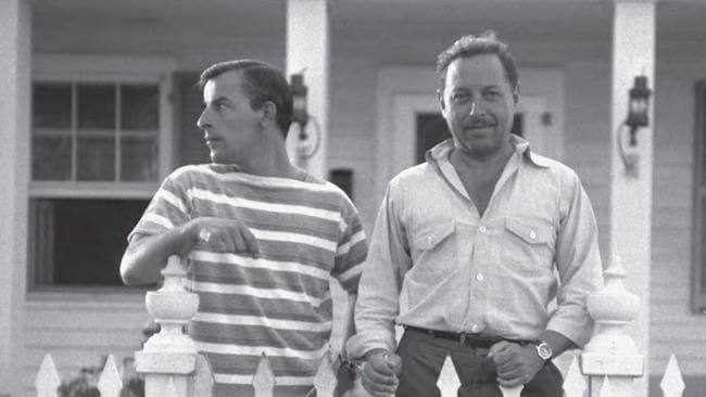 tennessee williams bio by john lahr reveals playwright  madman  genius