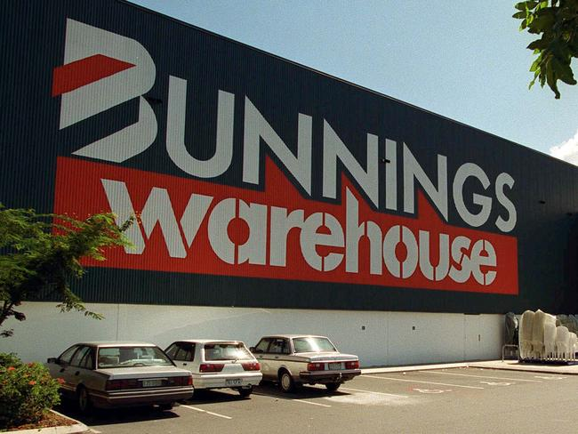 Bunnings' new $2 billion rival