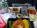 <p>Northwest Airlines food / Flickr user AaronC's Photos</p>