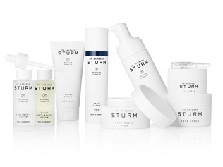 Dr Sturm's products. Photo: Supplied