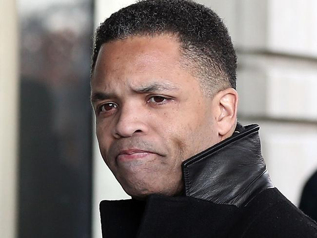 Pleaded guilty ... Jesse Jackson Jr. Picture: AFP