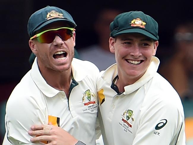 Warner to Renshaw: Take in the culture