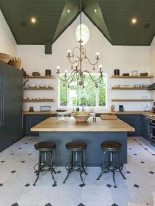 Was Crocodile Dundee's kitchen, now it belongs to Thor. Picture: realtor.com