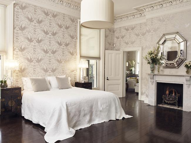 Baz and Catherine's own Great Gatsby boudoir. Picture: realestate.com.au