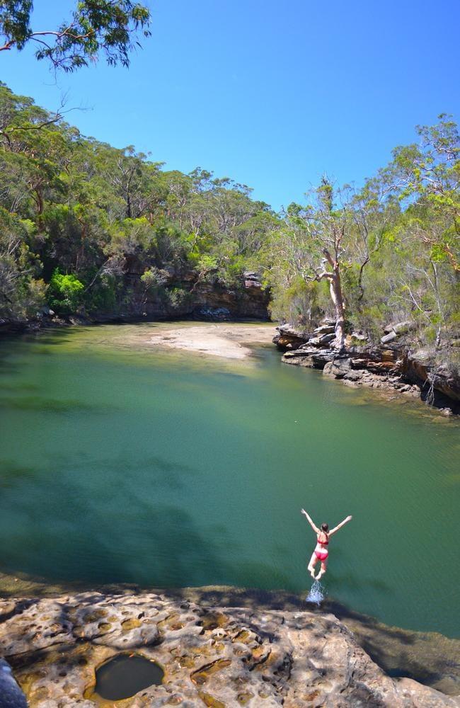 sydney s hidden waterholes where to beat the crowds
