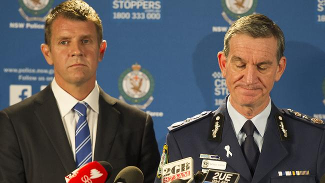 NSW Premier Mike Baird and Police Commissioner Andrew Scipione have confirmed details of the operation this morning.