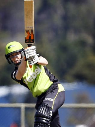 Haynes appeared in all 16 games during WBBL01.