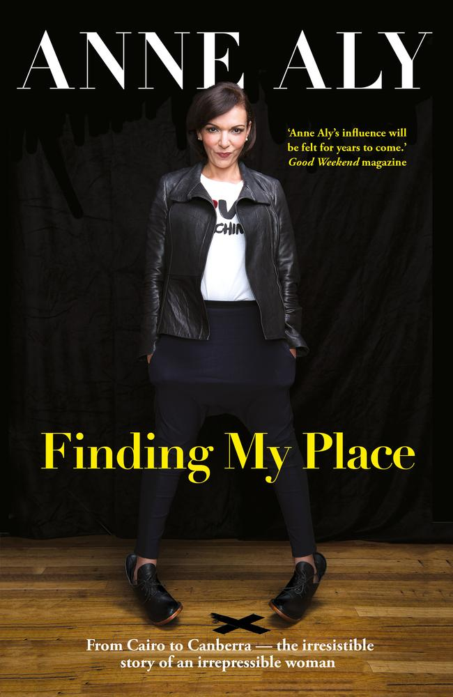 Finding My Place is Anne Aly's new memoir