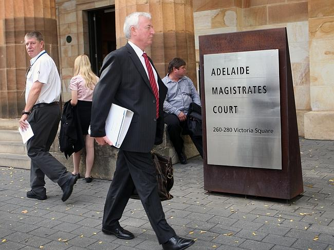 Lawyer Eugene McGee back at work after being acquitted of conspiracy over the hit-run death of cyclist Ian Humphrey.