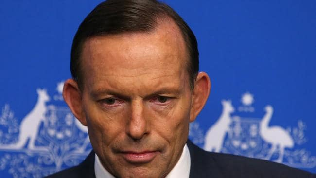 Main objectives ... Prime Minister Tony Abbott says an Australian plane will transport the MH17 crash victims.