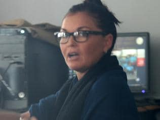 BALI 14 SEPTEMBER 2015 .. Schapelle Corby pictured today at the Parole Board Office for her monthly meeting in Denpasar, Bali. Picture: Lukman S. Bintoro