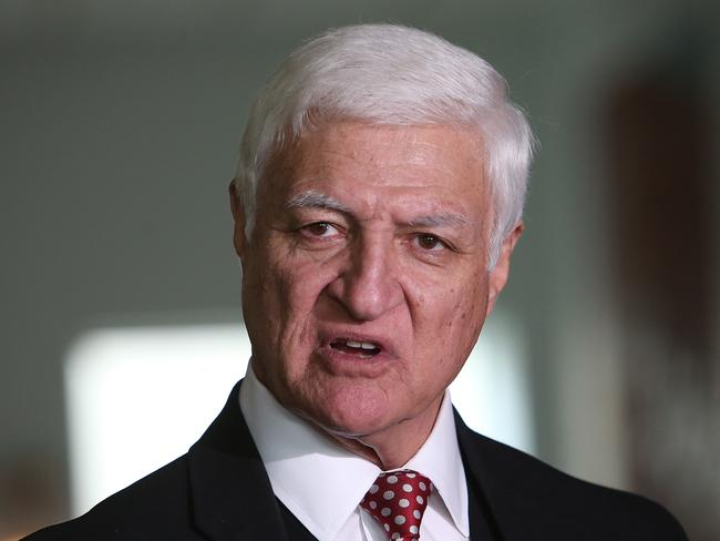 Federal MP Bob Katter has also been an outspoken activist for crocodile culling. Picture: Kym Smith