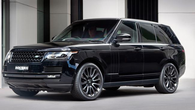 Dream car: Range Rover Vogue