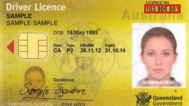 Queensland licences go gender-free