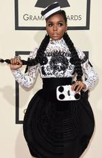 Janelle Monae attends The 58th GRAMMY Awards at Staples Center on February 15, 2016 in Los Angeles. Picture: AFP