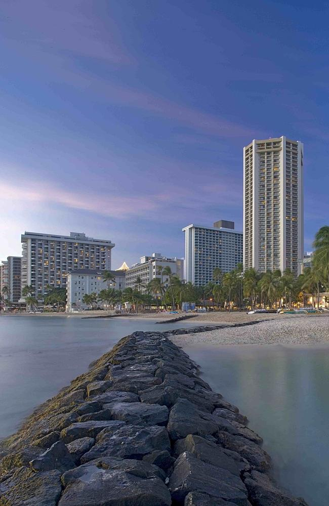 Hyatt Regency Waikiki Beach, Hawaii. For use with My Holiday Centre. Picture: Supplied