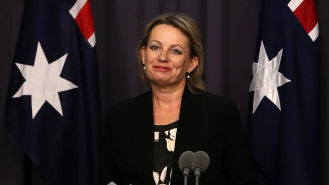 Spiralling costs ... Health Minister Sussan Ley has approved a rise in health fund premiums.