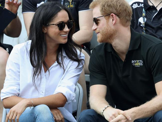 Prince Harry and Meghan Markle will live in a cottage at Kensington Palace. Picture: AFP PHOTO / GETTY IMAGES NORTH AMERICA / CHRIS JACKSON