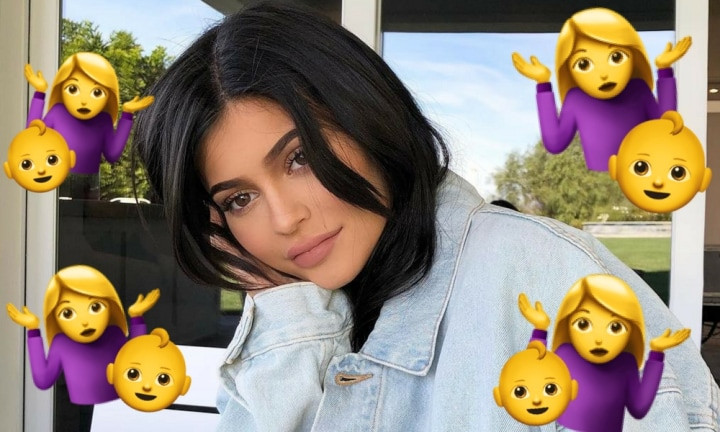 The 6 best theories about Kylie Jenner's mysterious pregnancy