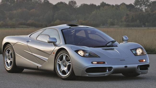 Rare McLaren F1 Car To Smash The Record For The Most Expensive Car Ever Sold  At $A24m
