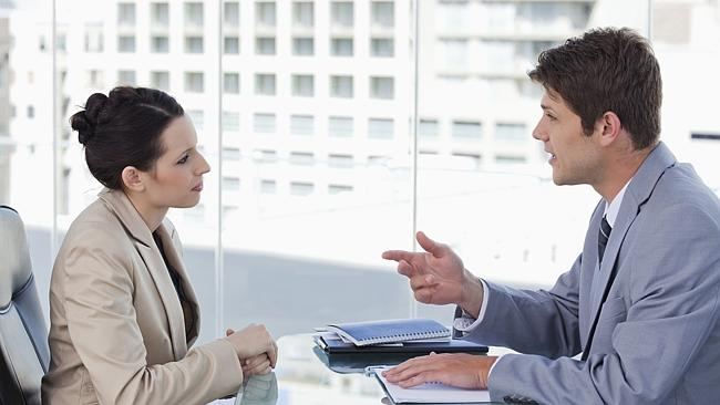 'I think I'm worth $50 an hour.' 'How about I pay you $25?' Picture: Thinkstock.