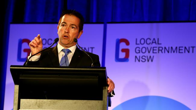 NSW Minister for Local Government, Paul Toole, announced possible investigations into Auburn and North Sydney councils today.