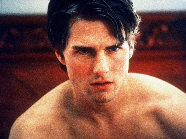 Tom Cruise played a New York City doctor in Eyes Wide Shut.