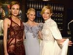 Actresses Diane Kruger, Kate Bosworth and Elizabeth Banks attend the 2016 Vanity Fair Oscar Party. Picture: Kevin Mazur/VF16/WireImage