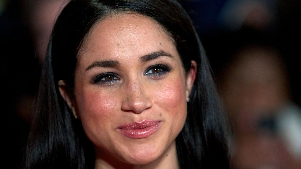 Meghan Markle is calling for an end to 'puritanical bashfulness' when it comes to talking about menstruation. Picture: AFP