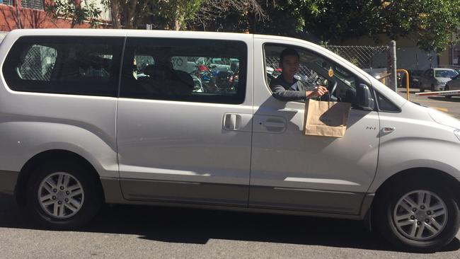 How About Eat On Foot Food Delivery Sydney