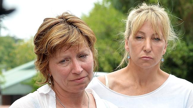 Rosie Batty speaks abut her son's death. Luke Batty was killed by his father at the Tyabb cricket ground, police shot the father who has later died in hospital. Pic. Nicole Garmston.