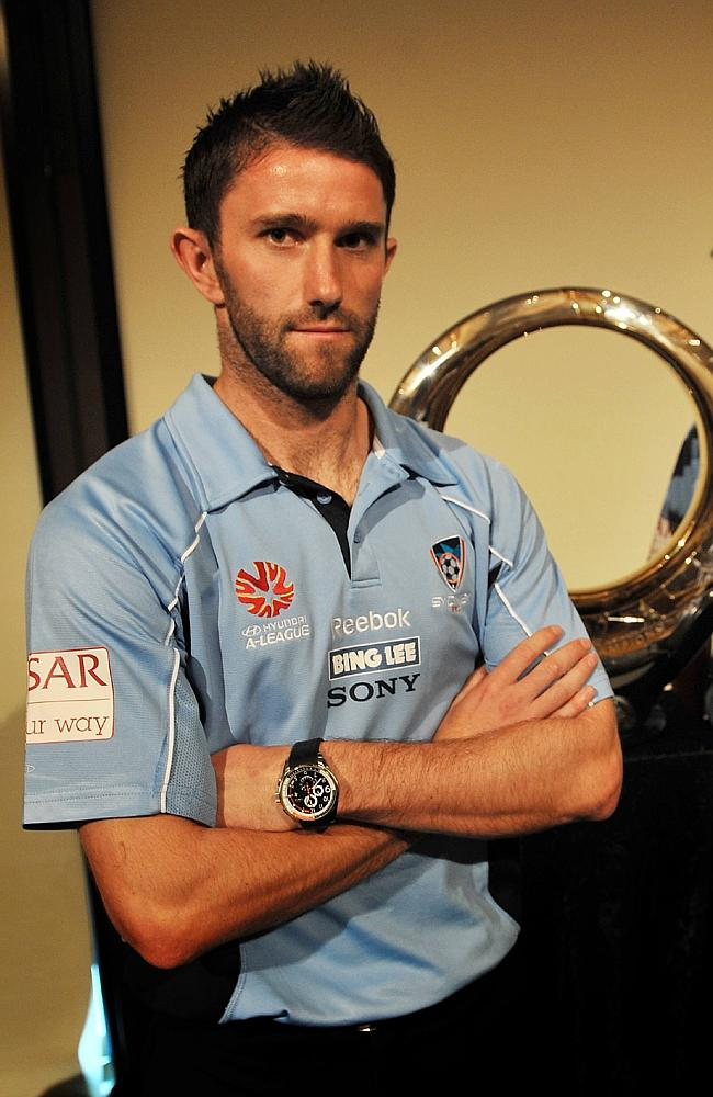McFlynn was at Sydney FC from day one.