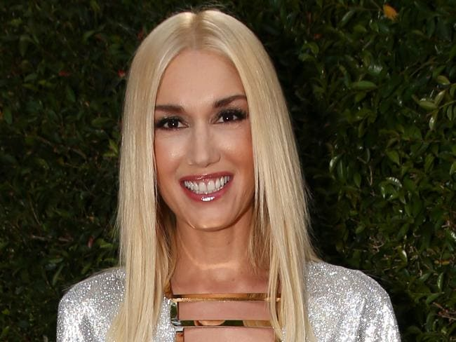 Gwen Stefani arrives to the 66th Annual Primetime Emmy Awards.