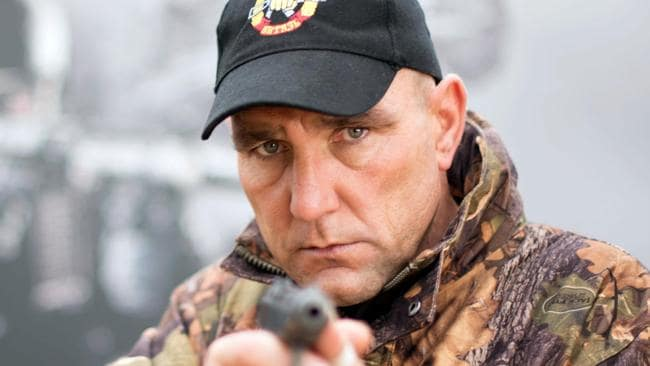 Vinnie Jones: Russia's Toughest National Geographic Channel Picture: Supplied