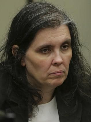 Louise Anna Turpin in court. Picture: Terry Pierson